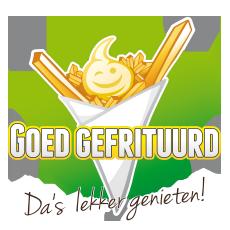 Logo Goed Gefrituurd Keurmerk